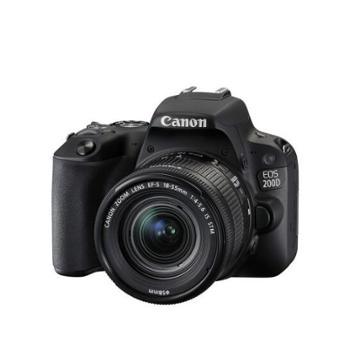 佳能(Canon)EOS200D单反相机佳能200D/佳能单反200D18-55mm套机/佳能单反相机200D18-55mm套机