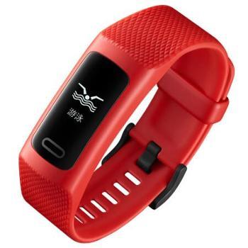 乐心手环3智能手环心率手环运动手环健康手环防水运动手环来电显示12种运动识别有氧监测提升IP68防水