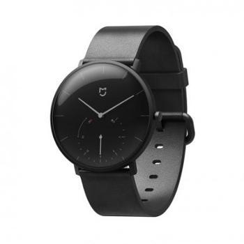 小米米家石英表 黑色水滴弧面表镜 小米手表/小米智能手表 运动计步|自动校准时间|快速切换时区|智能提醒功能