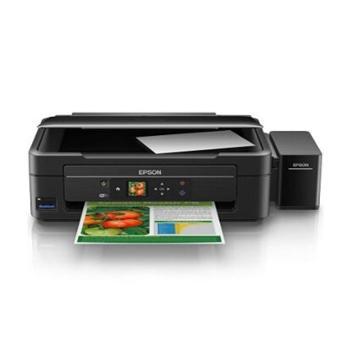 epson 爱普生L358一体机 墨仓式(打印 复印 扫描 WiFi)打印机