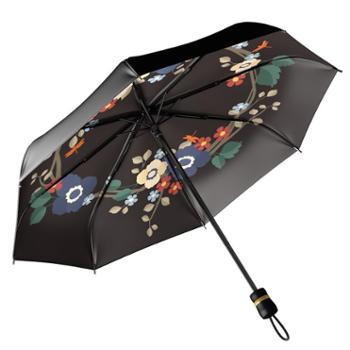 海螺双层超强防晒晴雨伞—花环
