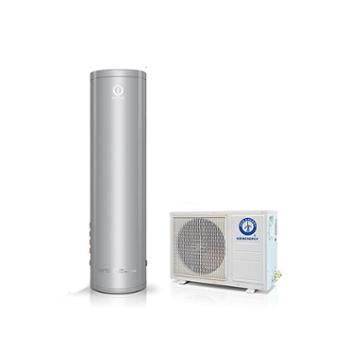 纽恩泰空气能热水器/家用分体机/圆桶F系列/NERS-F1.5/200升