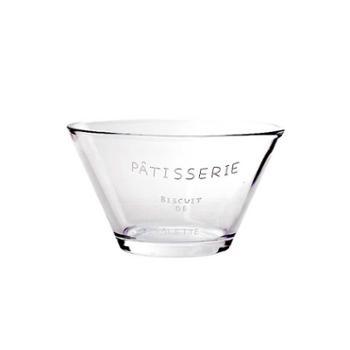 【买2送叉子】佰润居创意蔬菜水果沙拉碗玻璃家用厨房用具耐热透明可爱甜品碗大号搅拌碗