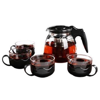 一壶四杯玻璃茶具套装