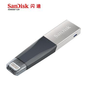 闪迪/Sandisk 苹果手机U盘 高速USB3.0 iPhone/iPad外接优盘 SDIX40N