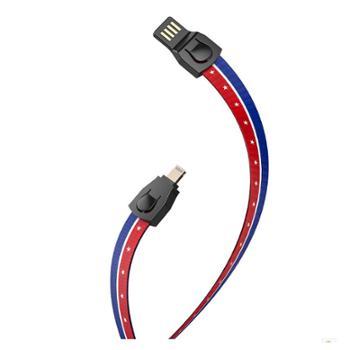 vissko 手机挂绳数据线苹果xs/安卓/type-c多功能USB快充电线