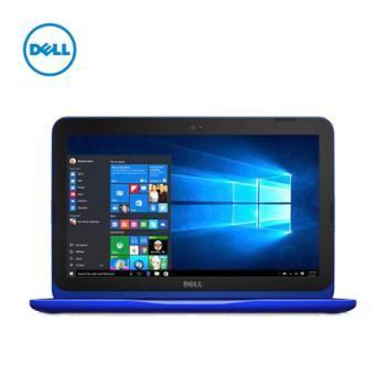 Dell/戴尔灵越11(3168)Ins11MF-1208TL灵巧翻转360度触摸PC平板二合一电脑超轻超薄笔记本电脑蓝色