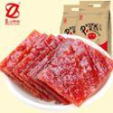 真心 晋江猪肉脯300g猪肉干零食小吃肉干肉脯猪肉铺蜜汁休闲食品小包装