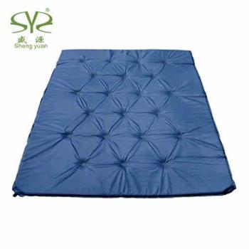 盛源户外双人自动充气垫野营床垫帐篷防潮气垫地席2.2kg