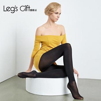 LGG/蕾格丝 400D哑光纤脚天鹅绒连裤袜 瘦腿袜丝袜 26903