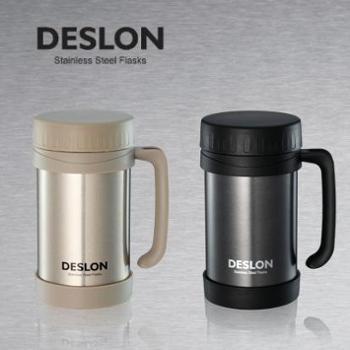 DESLON/德世朗 DLGB-500朗格办公真空杯一个 500ml随手商务保温杯