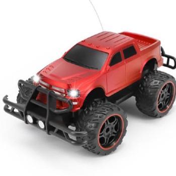 北国e家儿童遥控赛车越野车耐摔大号玩具车模型大脚越野遥控车电动耐摔抗压越野车玩具好玩的玩具