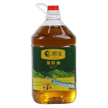 【鹮宝实业】纯菜籽油5l