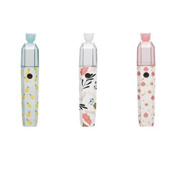 冇心USB空气加湿器迷你便携式补水喷雾器小型保湿蒸脸器家用静音加湿器