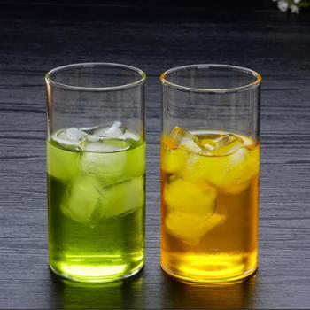 臻琦厂家直销高硼硅耐热玻璃家用水杯茶杯