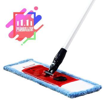 伊司达玛克纤平板拖把旋转拖地木地板懒人家用地拖平拖拖布墩布