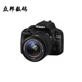 佳能/CanonEOS 100D 单反套机 EF-S 18-55mm(黑色)