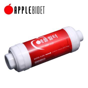 韩国定制苹果祯第二代过滤器智能马桶盖配件水质过滤芯过滤棒健康用水层层过滤PP棉活性炭