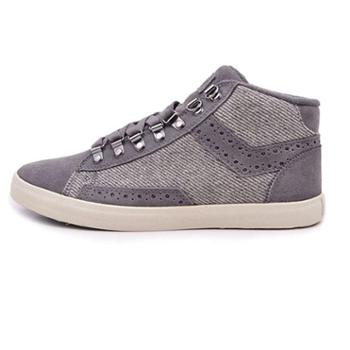 PONY(波尼) 男硫化鞋 灰色 34M1BN01GR