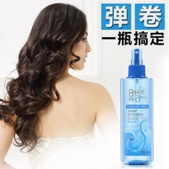 诗迪娜 保湿啫喱水喷雾女男士无味发胶头发定型清香蓬松造型