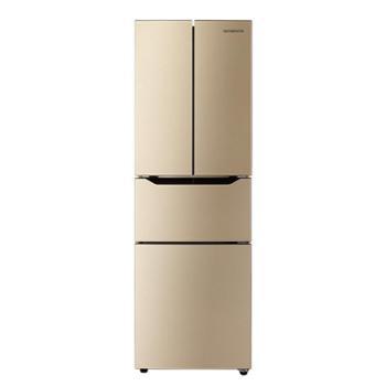 创维BCD-268WY法式多门冰箱风冷无霜家用对开门四门家用电冰箱