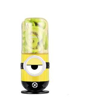 九阳C906D小黄人便携式榨汁机家用水果小型电动果汁机宿舍榨汁杯