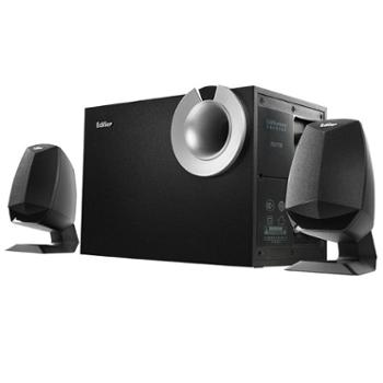 Edifier/漫步者R201T08台式机电脑音响低音炮有源2.1多媒体音箱