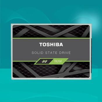 东芝TR200 240G 480G 960G 2.5固态硬盘SSD台式机笔记本电脑SATA3
