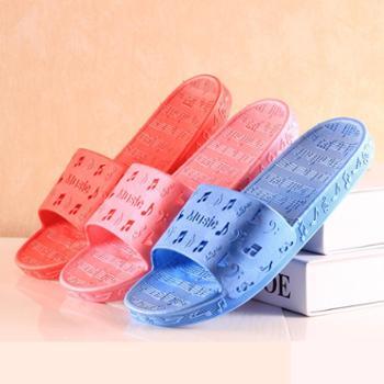 吉星鸟 凉拖鞋女夏室内拖鞋情侣拖鞋防滑洗澡拖鞋男家用拖鞋家居托鞋0209