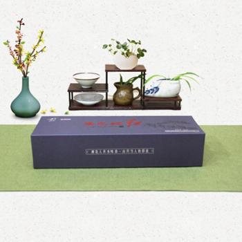 秦巴山紫阳富硒茶红茶一级秦巴硒红礼盒装100g