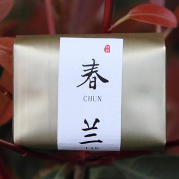 博壹武夷岩茶春兰单泡8g泡袋装武夷山原产地品种茶乌龙茶中火传统工艺