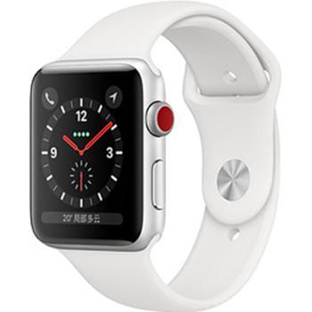 【苹果新款手表S3 现货】Apple Watch Series 3智能手表 GPS款 铝金属表壳