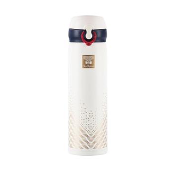 火象 英伦保温杯-白色HXB-BW015
