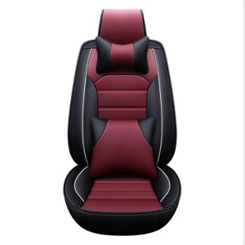 知远汽车坐垫科鲁兹汽车用品英朗捷达座垫套5D立体皮革