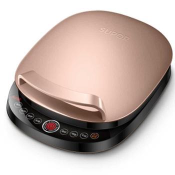苏泊尔电饼铛家用双面悬浮式加热自动断电煎烤电饼档