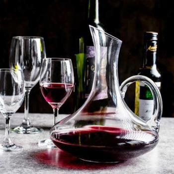家用欧式水晶玻璃快速醒酒器红酒分酒器高脚酒杯酒具