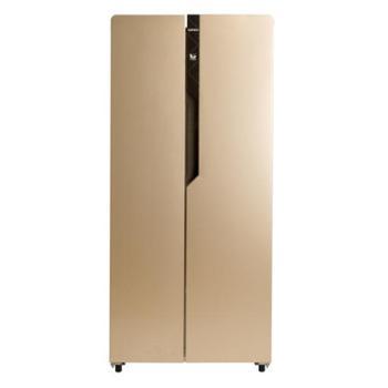 康佳BCD-400升双开门冰箱电脑温控家用节能双门冰箱对开门电冰箱