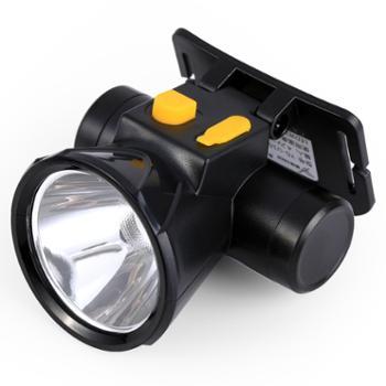 雅格强光充电锂电池远射300米可头戴式LED手电筒