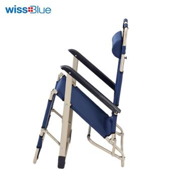 wissBlue维仕蓝单人三用可折叠床WD5031-B午休床户外床便携