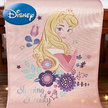Disney/迪士尼婴儿凉席冰丝新生儿宝宝凉席床幼儿园凉席儿童凉席