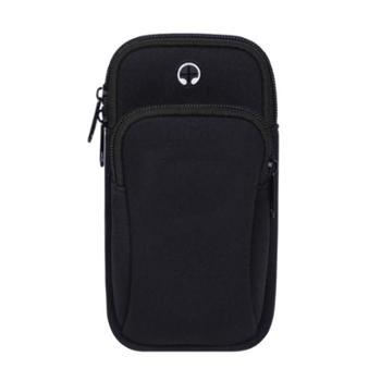 运动跑步臂包 徒步跑步手机包 户外运动臂套臂带防水新款手臂包