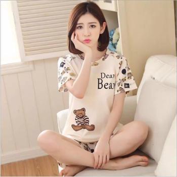 澳思鸟薇米安系列棉质睡衣