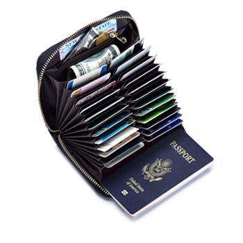 多功能软皮琴卡包钱包