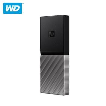 西部数据WD My Passport SSD 移动固态硬盘 USB3.1 西数SSD移动硬盘