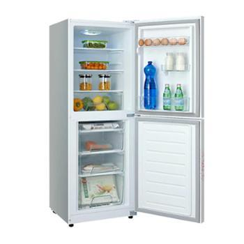 Midea/美的 BCD-169CM(E)双门冰箱家用冷藏冷冻小型冰箱