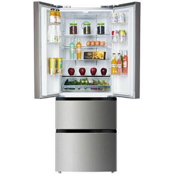 【陕西晟木电子】MeiLing/美菱 BCD-356WPUCX 多门对开风冷无霜变频四门智控电冰箱