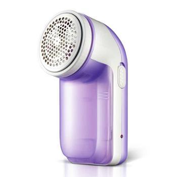 奥克斯除毛球修剪器充电式去起毛衣服刮吸毛球器剃毛打毛器家用紫色