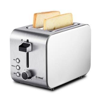 东菱烤面包机家用早餐吐司机 烤面包片机多士炉 双面加热 全自动