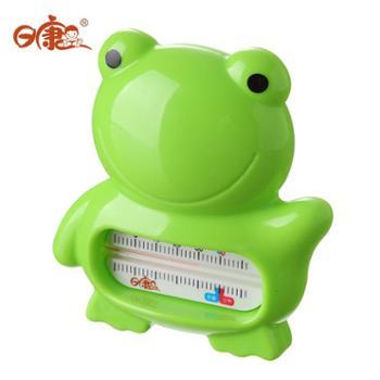 【陕西晟木电子】日康青蛙水温计婴儿宝宝洗澡用具 冷热测温计 新生儿洗澡沐浴玩具