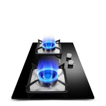 万和B5燃气灶煤气灶双灶家用节能嵌入式炉灶天然气灶液化气灶台式